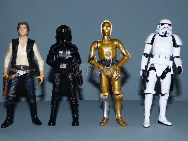 revo C-3PO revoltech kaiyodo star wars 36