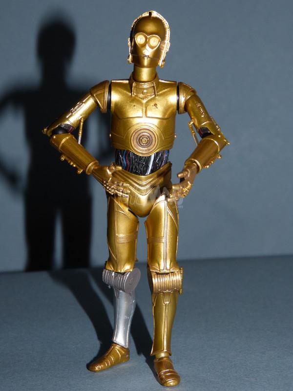 revo C-3PO revoltech kaiyodo star wars 7