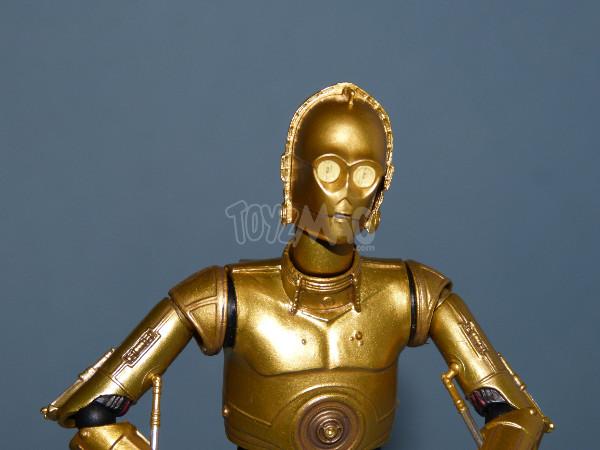 revo C-3PO revoltech kaiyodo star wars 8