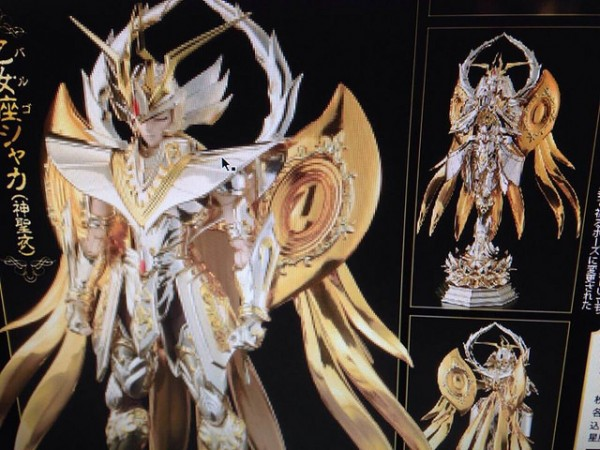 shaka vierge soul of gold mcex