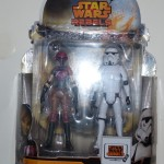 Star Wars Rebels : Review Sabine Wren & Stormtrooper (Mission Series)