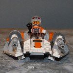 Lego Star Wars : MicroFighters Snowspeeder