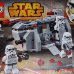 LEGO Star Wars Rebels : Review Imperial Troop Transport