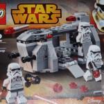 LEGO Star Wars Rebels : Review Imperial Troop Transport