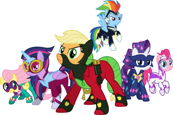 the_power_ponies_by_90sigma-d6z8d2y