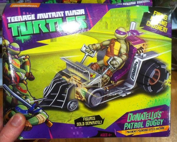 tmnt patrol buggy