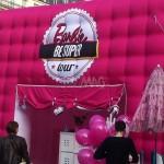 Barbie Be Super Tour, 1ère date aujourd'hui et ce week-end à Paris