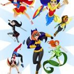 DC Super Hero Girls, les super héroïnes 100% filles
