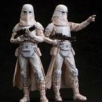 Kotobukiya annonce un pack Snowtrooper ARTFX+