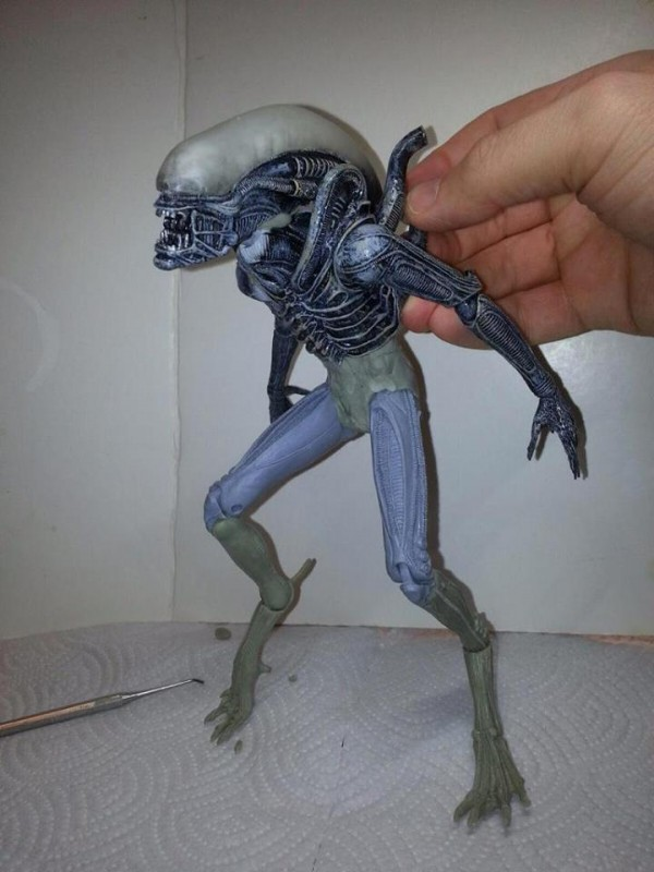 alien isolation neca