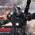 Avengers AoU : War Machine par Hot Toys