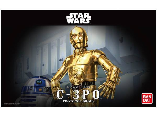 bandai 3PO packaging