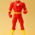 Flash rejoint DC Universe Super Powers de Kotobukiya