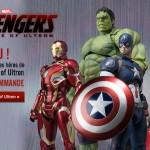 Sponsor : Captain Figurines ouvre les préco des SHF Avengers Age Of Ultron