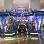 Avengers AoU : des suprises à l'expo hot Toys