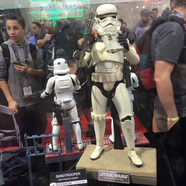 hot toys sandtrooper
