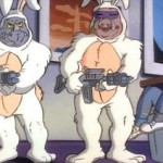 Instant Vintage Bebop TMNT (Playmates 1988)