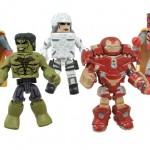 Avengers AoU  : les Marvel Minimates