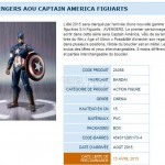 Tamashii Nations France propose les S.H.Figuarts Avengers Age Of Ultron