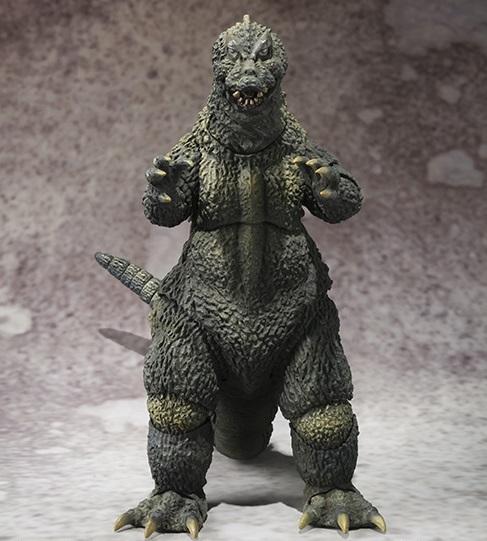 S.H.MonsterArts Godzilla 1964
