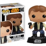 Star Wars Funko Pop! : Han Solo bientôt de retour