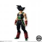 Les figurines Dragon ball Z shodo seront disponibles en France
