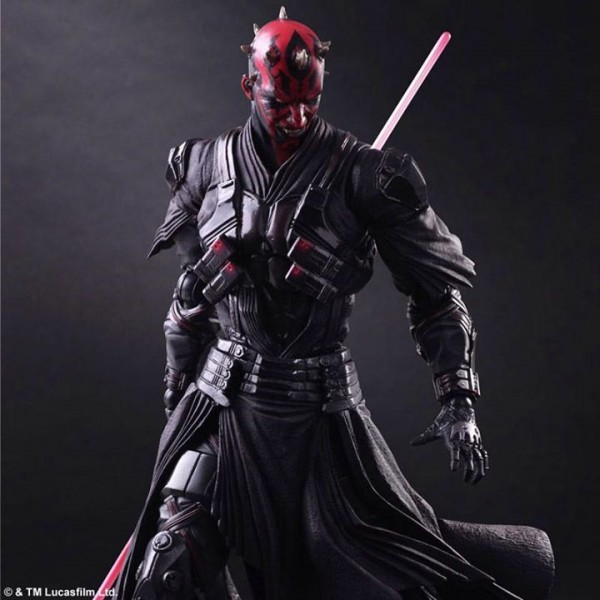 Star Wars : Darth Maul Variant Play Arts Kai
