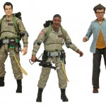 Ghostbusters Select : Diamond Select frappe fort