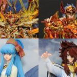 Tamashii Nations Summer Collection : les nouveautés Saint Seiya
