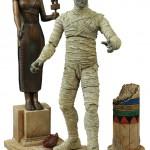 Monsters Select : Momie, Loup-garou et Lucy