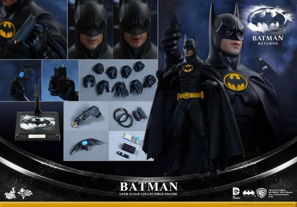 batman returns set normal