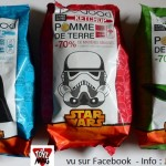 Chips Star Wars à Monoprix