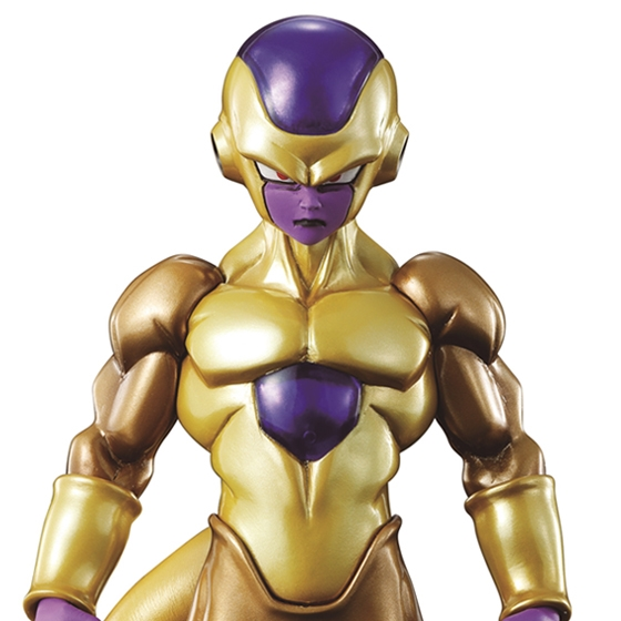 D.O.D Dimensions of Dragonball Golden Frieza Dragon Ball Z: Resurrection 'F',