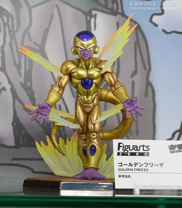 figuartsZero Golden Freezer  issu  du film Dragon Ball Z La résurrection de « F »