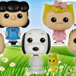 Peanuts Pop! : Snoopy par Funko