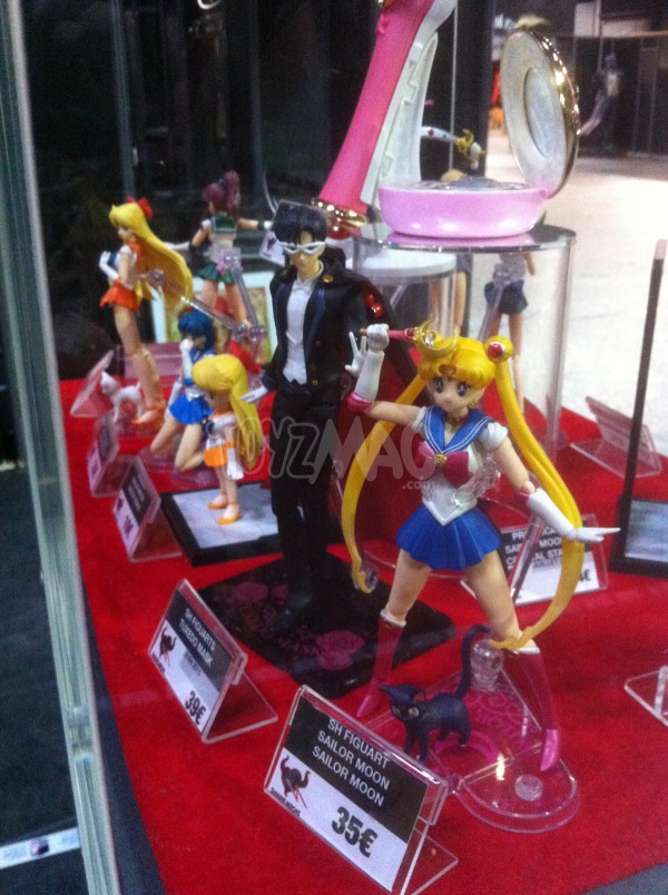 Tamashii nations S.H.Figuarts : Sailor  Moon