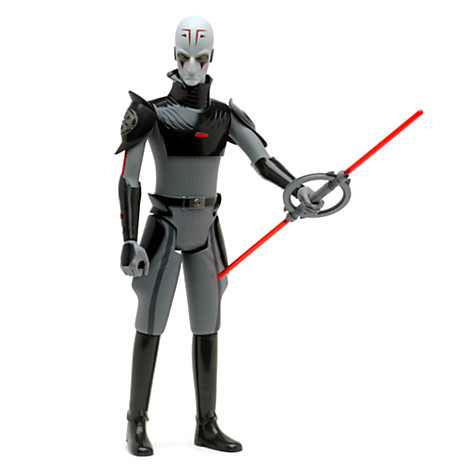 SOLDE Figurine articulée Inquisiteur Star Wars Rebels