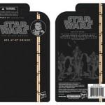 Star Wars : cardback des figs Black Series annulées