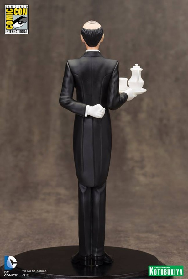 Alfred Pennyworth SDCC Limited Edition ARTFX+