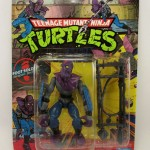 Instant Vintage Foot Soldier TMNT (Playmates Toys 1988)