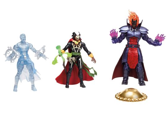 Dr.Strange-sdcc marvel legends hasbro 2