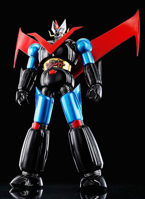 Super Robot Chogokin – Great Mazinger (Jumbo Machine Scrander Color)