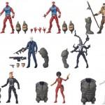 Spider-Man Marvel Legends Infinite : images de presse
