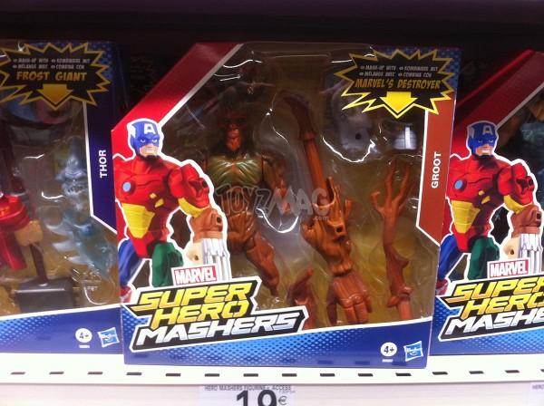 GROOT Marvel Super Hero Masher