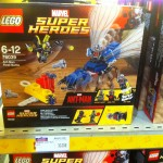 Dispo en France : LEGO Ant-Man, LEGO Super-Heroes, Minions, Jurassic World,