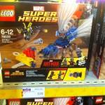 Dispo en France : LEGO Ant-Man, LEGO Super-Heroes, Minions, Jurassic World,