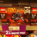 Bon Plan LEGO STAR WARS