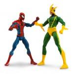 Bon Plan : -50% sur le pack Electro Spider-Man Marvel Select