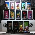 Sailor Moon, Mario, Robots Chogokin, Galeria Tamashii Nations Mexico 2015