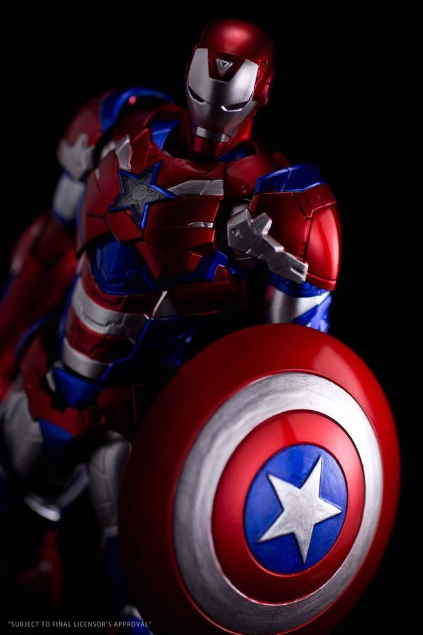 RE:EDIT IRON MAN  Iron Patriot SENTINNEL LTD